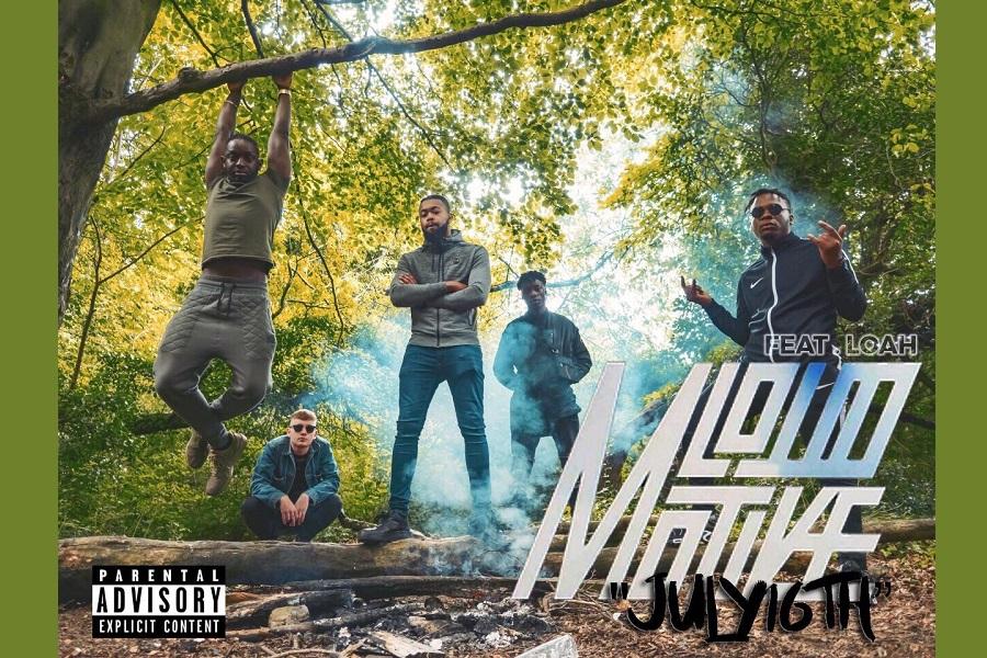 Loud Motive feat Loah Release 'July 16th'