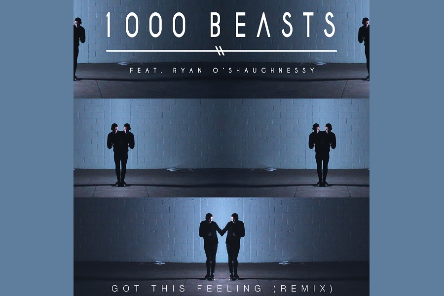 1000 Beats feat Ryan O'Shaughnessy Release Single
