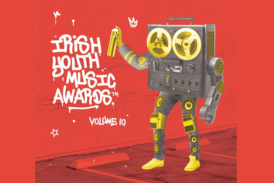 Irish Youth Music Awards Vol 10 Released 6th October