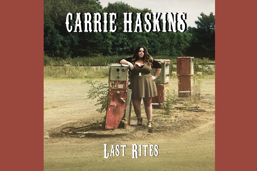 Carrie Haskins Releases 'Last Rites'