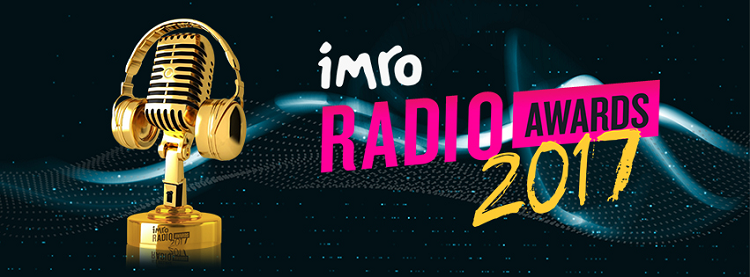 IMRO Radio Awards Shortlist Announced | Record Year for Entries #IMRO17