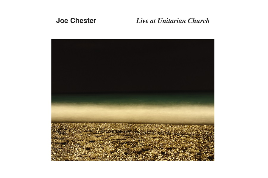 Joe Chester 'Live At The Unitarian Church' Released This Friday