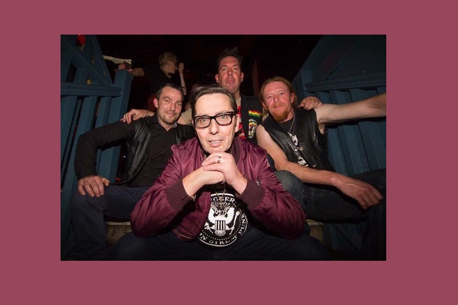 Christy Dignam and Hooligan Release '(Justa Notha) Teenage Rebel'