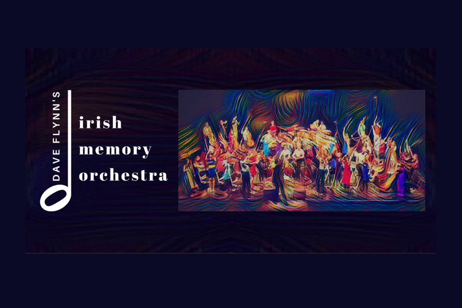 World Premiere of Dave Flynn's Memory Symphony