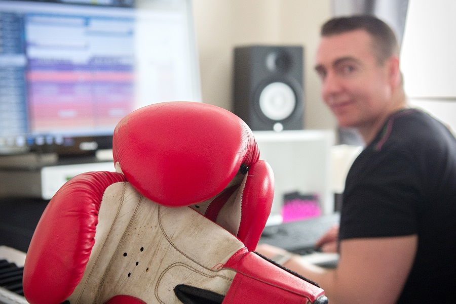 Two Times All Ireland Boxing Champion Turns Music Producer