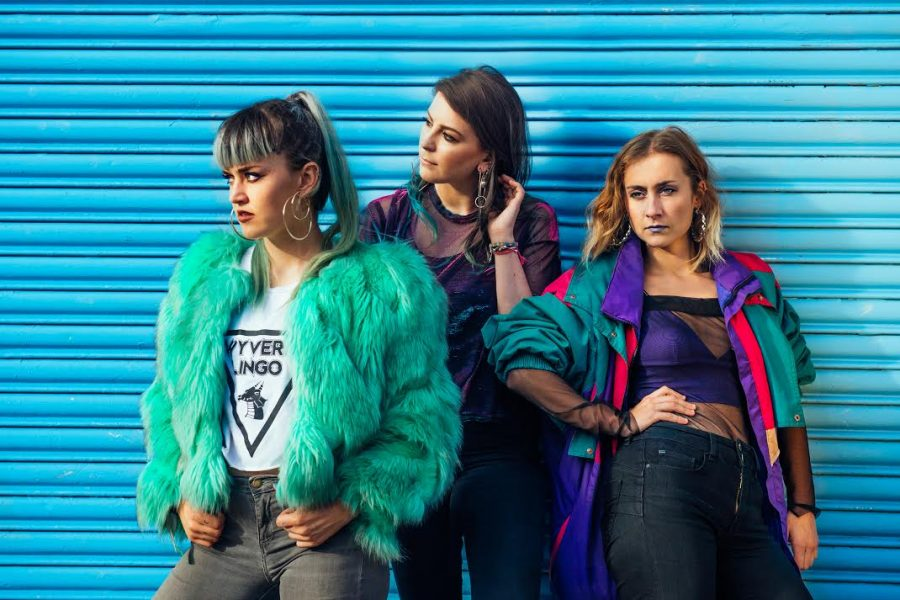 Wyvern Lingo Share 'Out Of My Hands' And Irish Date