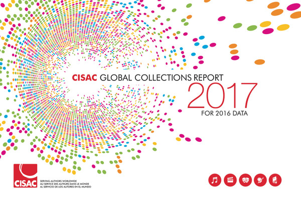 Creators' global royalty collections hit record €9.2 billion (US$10.1 billion)