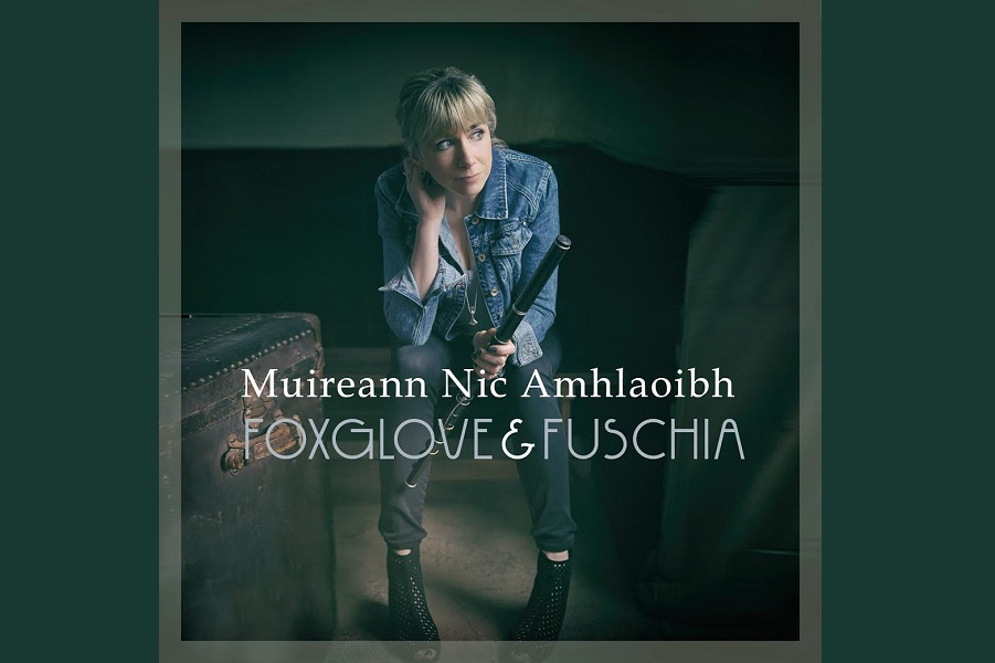 Muireann Nic Amhlaoibh Releases 'Foxglove & Fuschia'