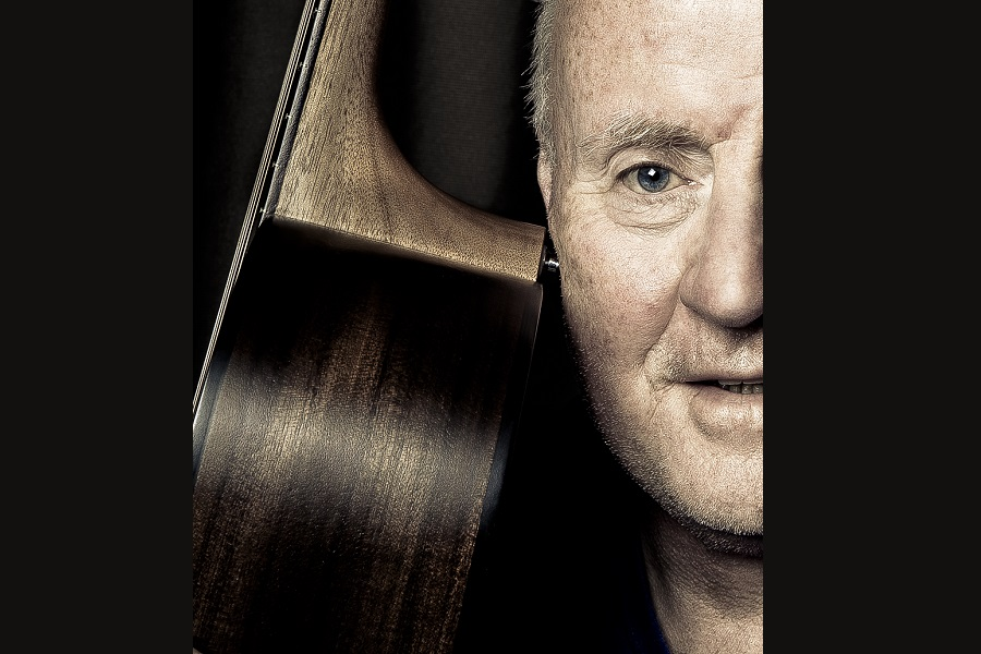 Christy Moore Hits No1 Spot with 'On The Road'