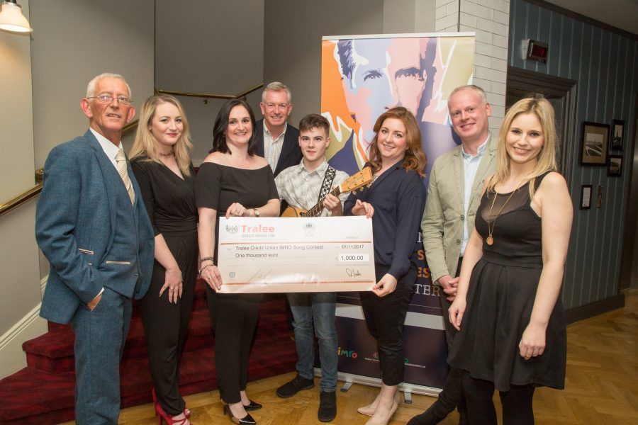Curtis Walsh Wins IMRO Christie Hennessy Song Competition