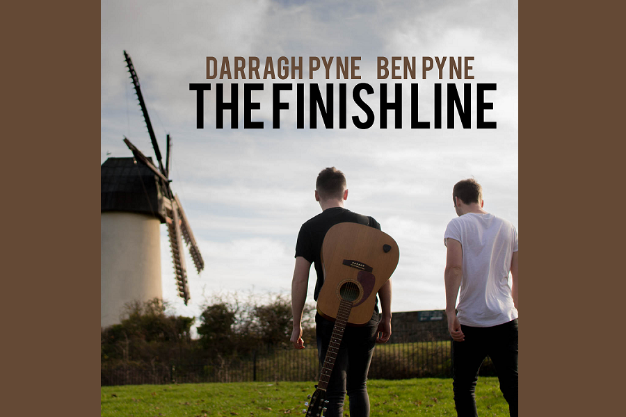Ben and Darragh Pyne Release EP 'The Finish Line'
