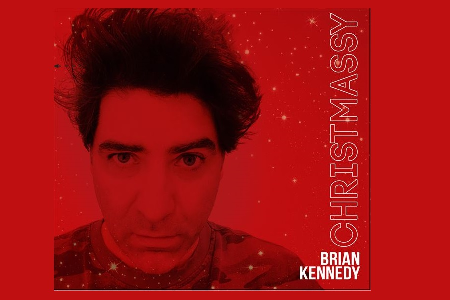 Brian Kennedy Releases New Album 'Christmassy'