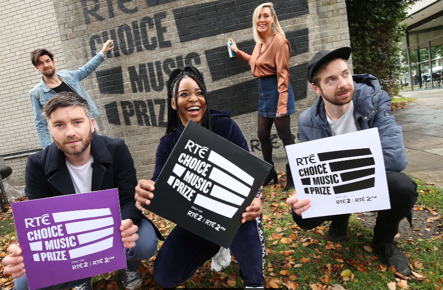 RTÉ Choice Music Prize – one of the highlights of the Irish musical calendar – announces key dates for 2018