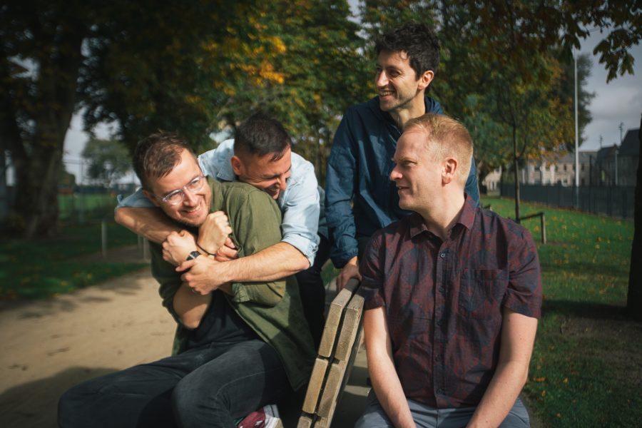 Delorentos to Release Christmas EP in Aid of Focus Ireland