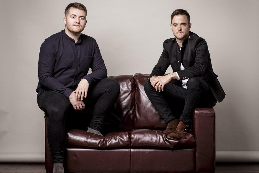 Glenn & Ronan 'Safe & Sound' Out Now