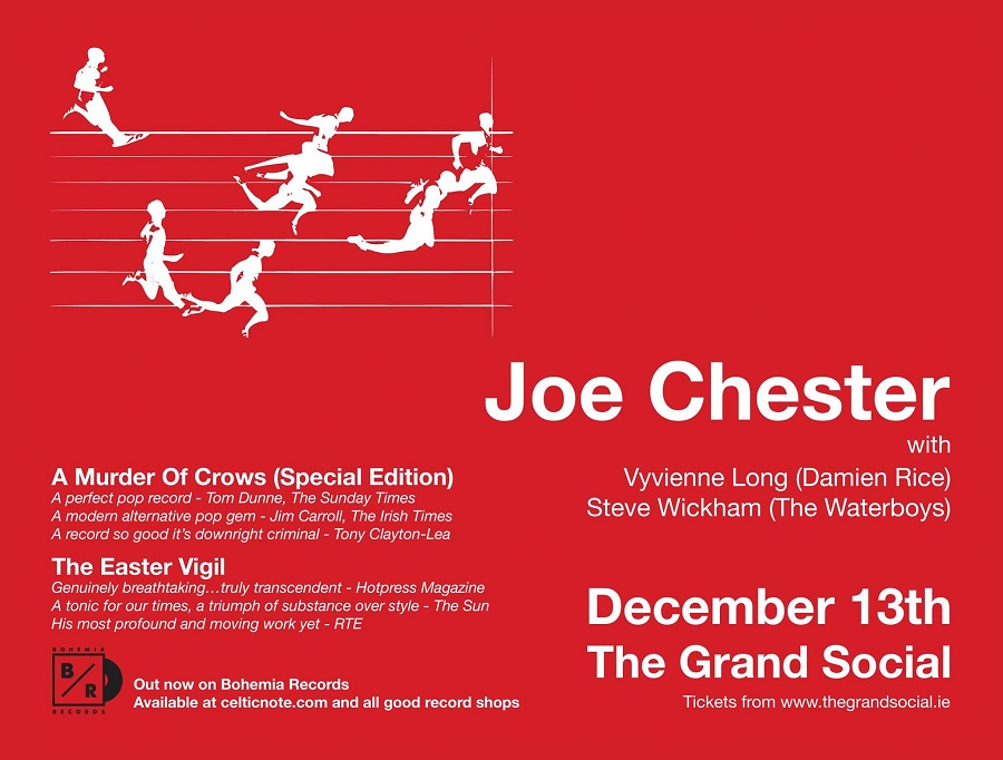 Joe Chester Live at the Grand Social this December