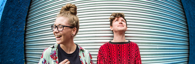 Rising Irish electro-pop duo Le Boom set to release second single | 24 November