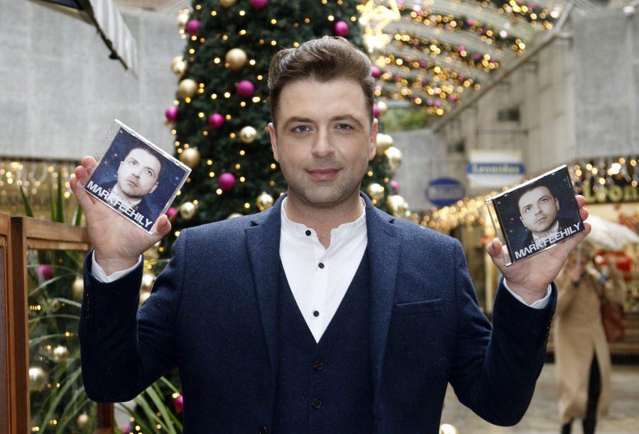 Mark Feehily Releases 'CHRISTMAS' on 1 December