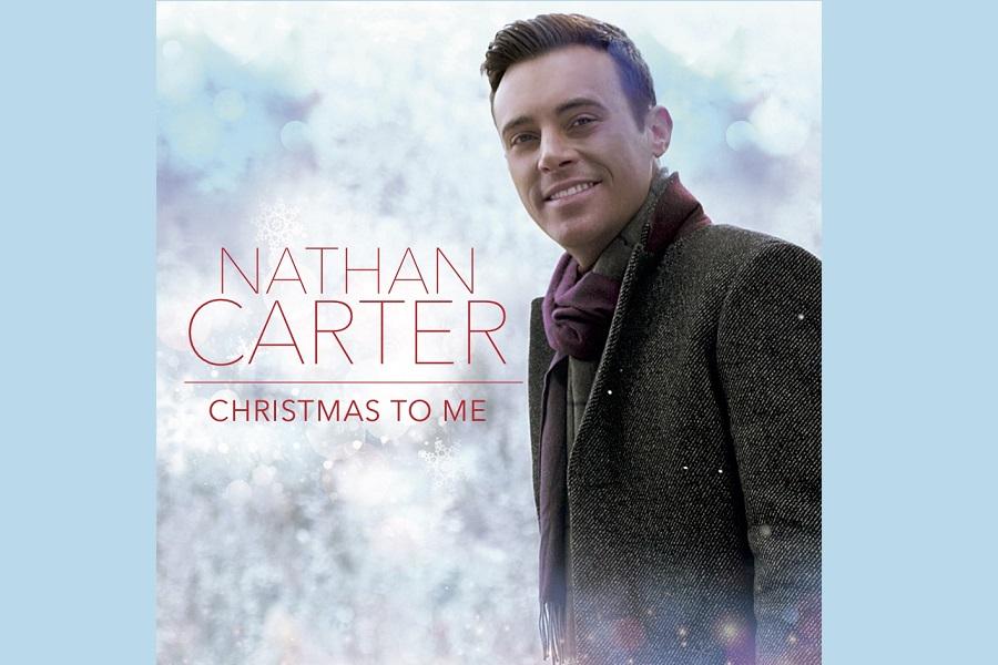 Nathan Carter Releases 'Christmas To Me' His Festive Single