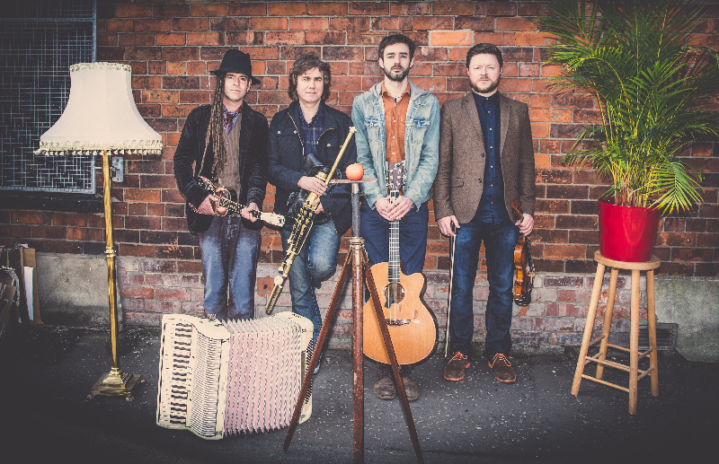 """Ulaid & Duke Special announce the December release of their new collaborative album """"A Note Let Go"""""""