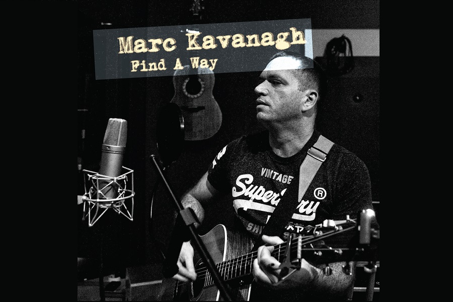 Marc Kavanagh Releases 'Find A Way'