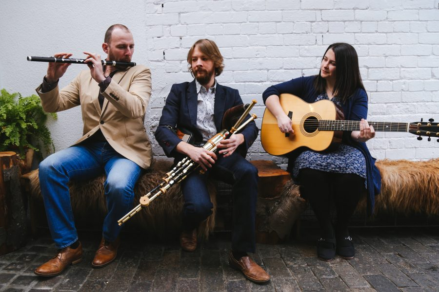 Debut Album 'Music In The Glen' From New Trio Released