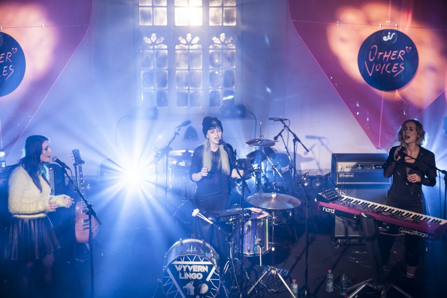 Other Voices Returns to Screens Tonight