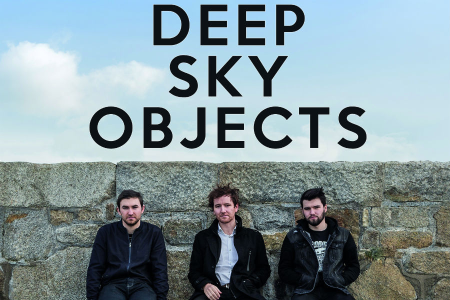 Deep Sky Objects Announce New Single'This City's At War'