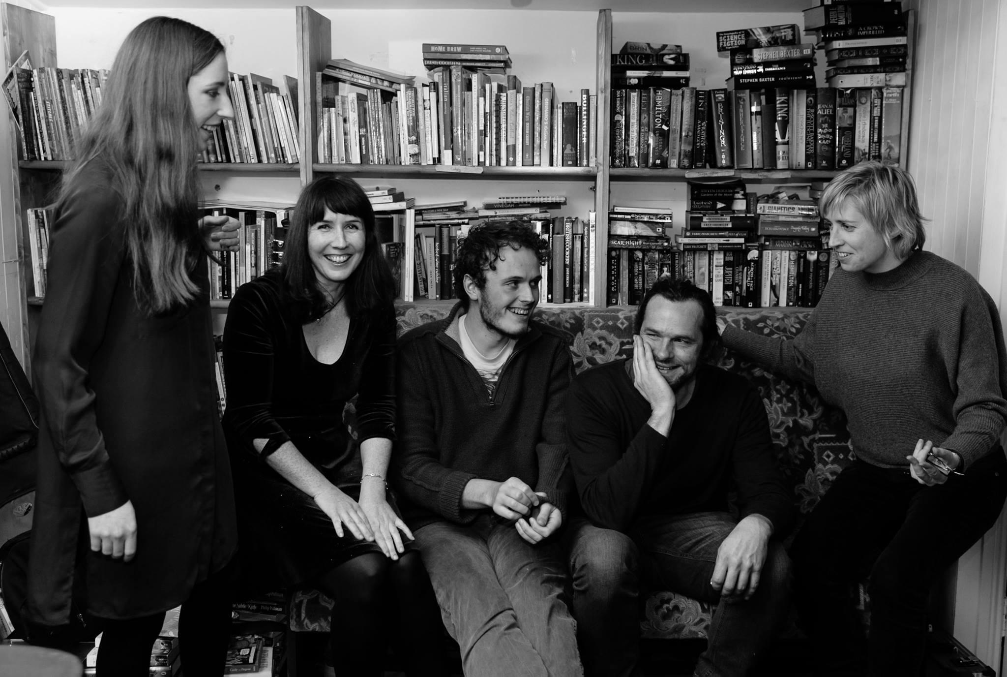 Blind Poets release new single 'Luna Solara'