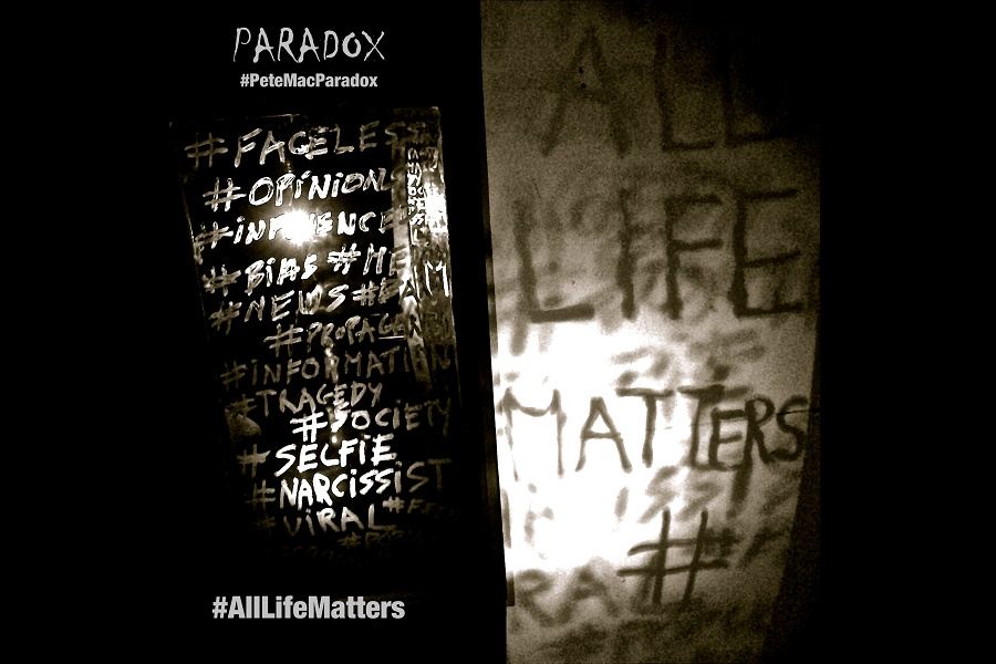 Paradox Share Video for 'All Life Matters'