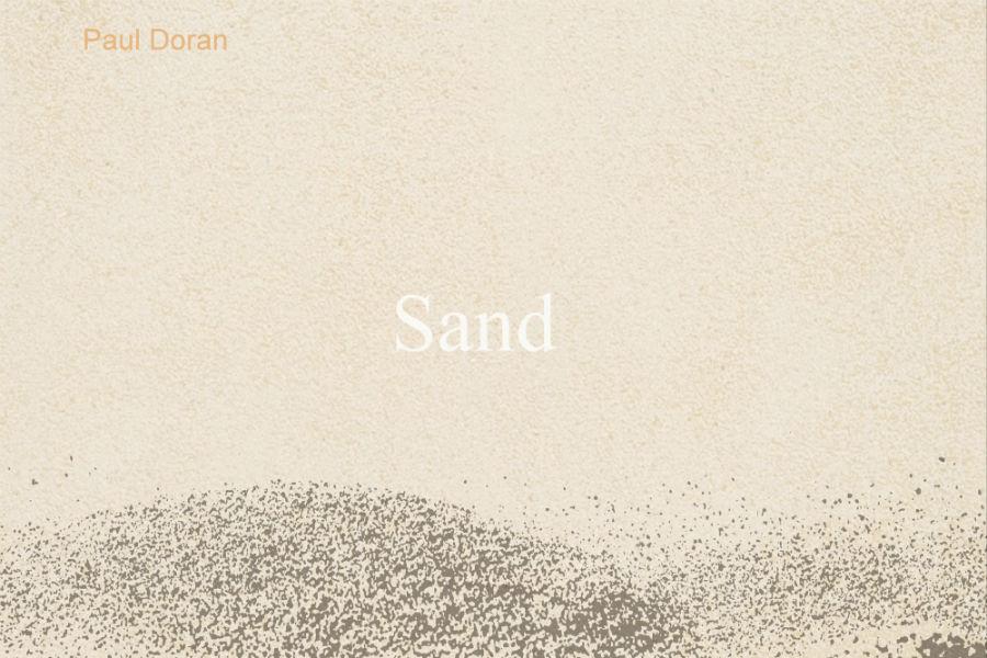 Paul Doran Releases Debut Album 'Sand'