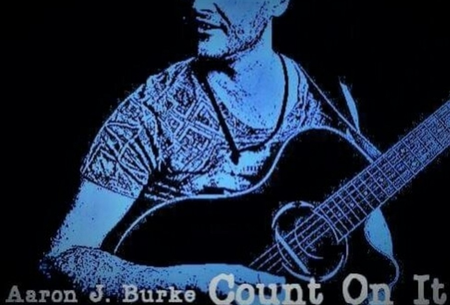 Aaron J Burke Releases Latest Single Today