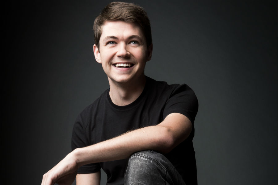 Damian McGinty Shares Single Co-Written With Ryan O'Shaughnessy, Eric McCarthy and Cian Sweeney