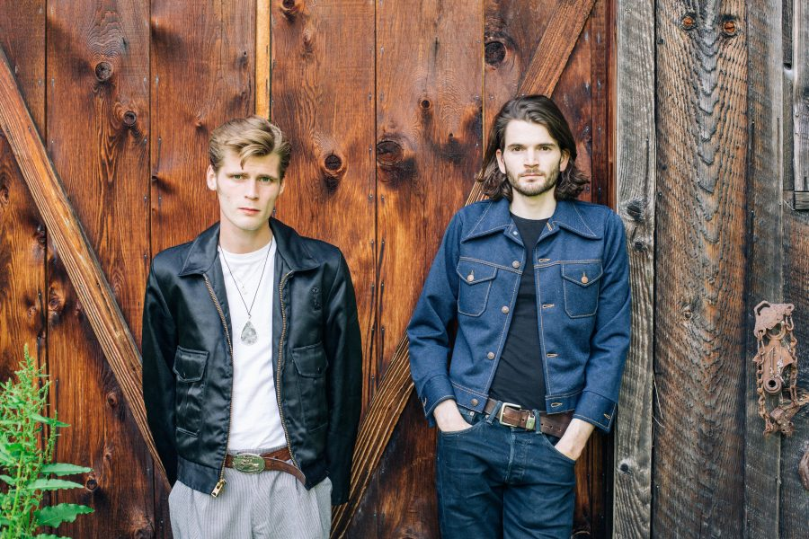 Hudson Taylor Announce New Single 'Easy Baby'