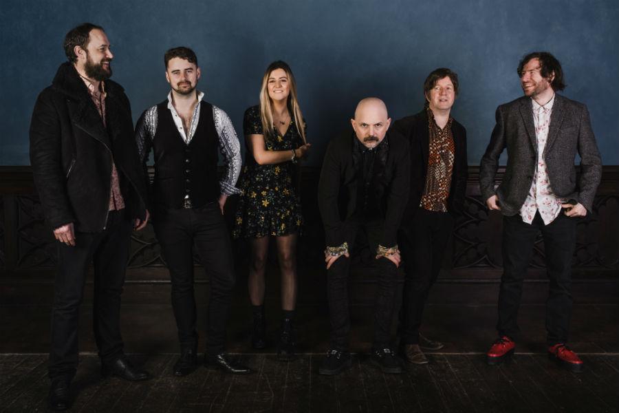King Bones Share Latest Single 'Party Animals'