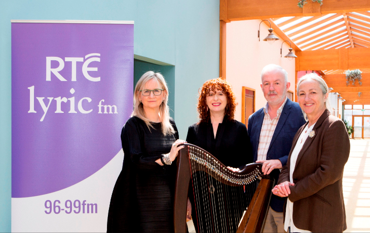 RTÉ lyric fm to Commission New Music to Mark 20th Anniversary