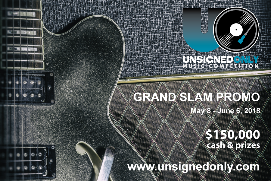 Unsigned Only Reopens for Grand Slam Special Promotion