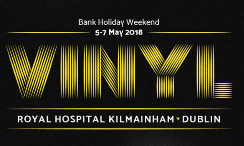 Vinyl // A Unique Music Culture Event. Bank Holiday Weekend May 5-7 2018