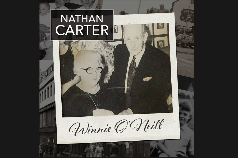 Nathan Carter Releases 'Winnie O'Neil'