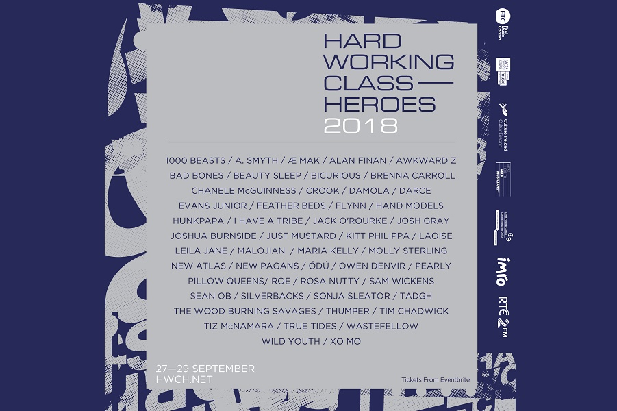 Hard Working Class Heroes Announces Line-Up