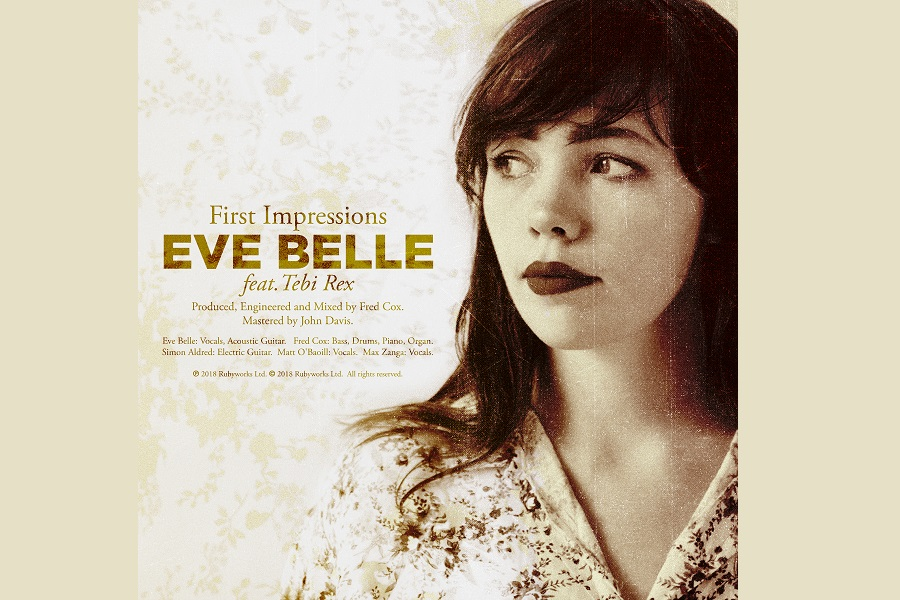 Eve Belle Shares 'First Impressions' Featuring Tebi Rex