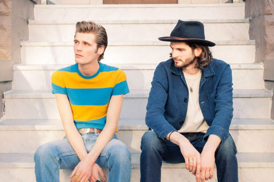Hudson Taylor Release Two New Tracks