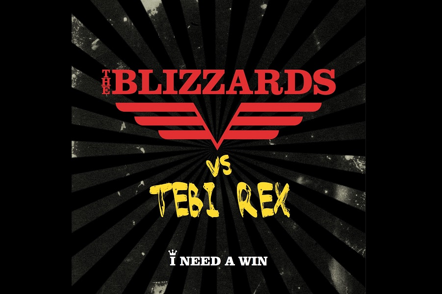 The Blizzards and Tebi Rex Join Forces for 'I Need A Win'