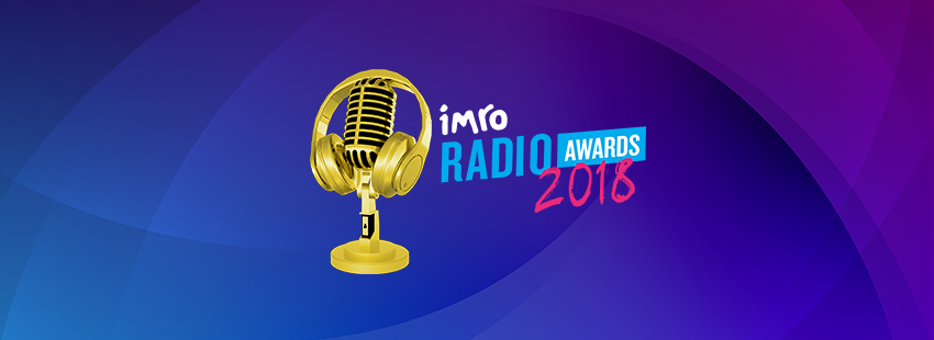 Irish Radio industry Recognises Four New IMRO Radio Awards Hall of Fame Inductees for 2018