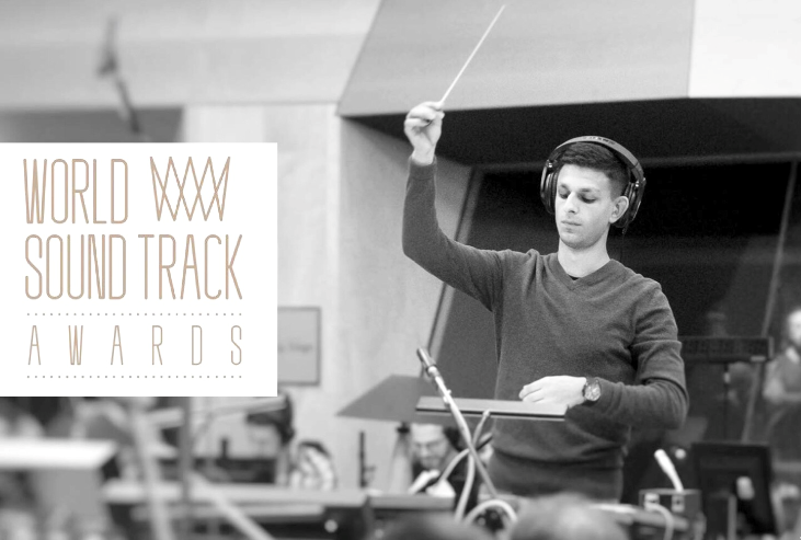 Irish Composer Stefan French nominated at World Soundtrack Awards