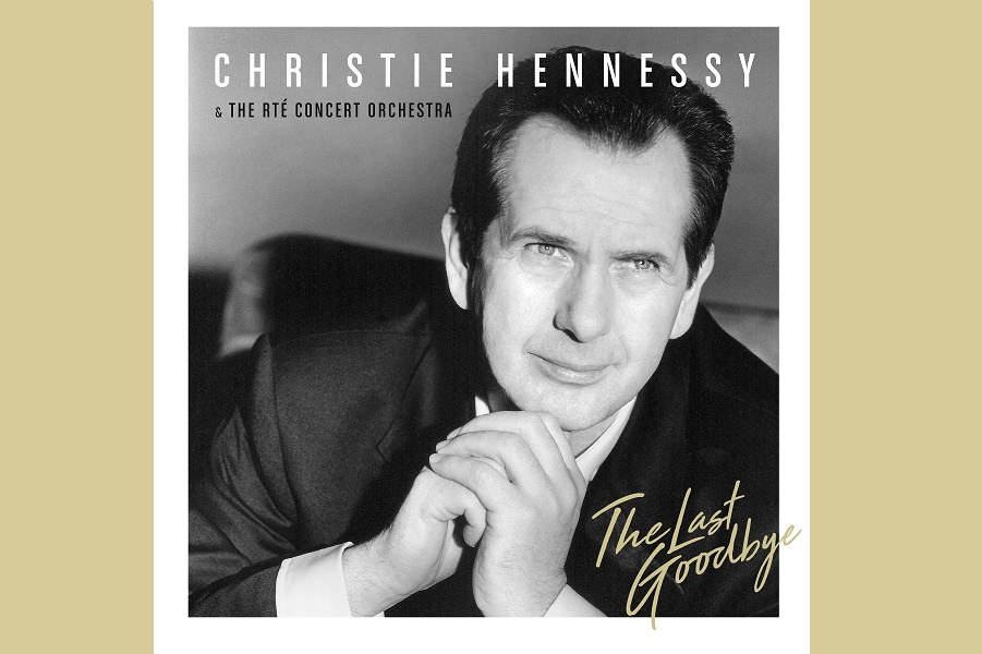 Christie Hennessy and the RTÉ Concert Orchestra 'The Last Goodbye' For November Release