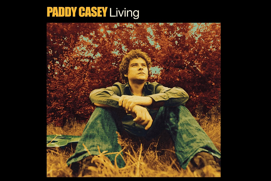 Paddy Casey Marks 15th Anniversary of 'Living' with Vinyl Release