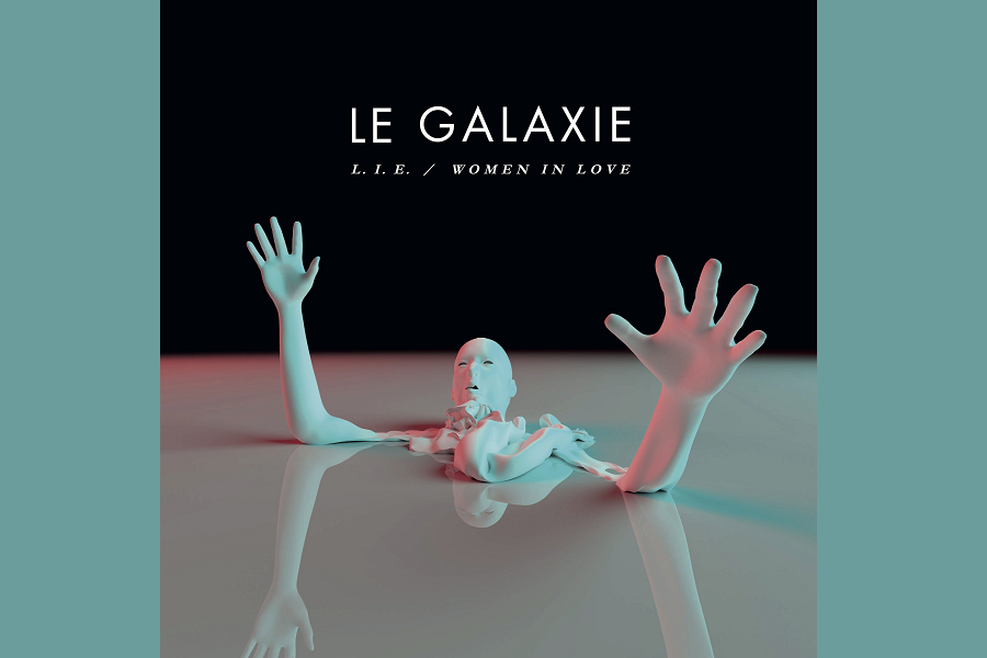 Le Galaxie Release Double A-Side