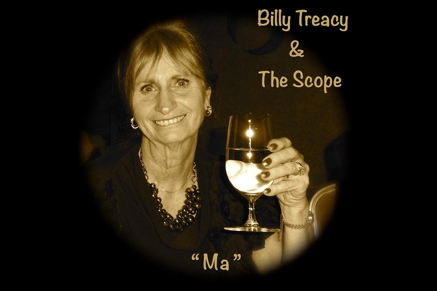 Billy Treacy & The Scope to Release 'Ma'