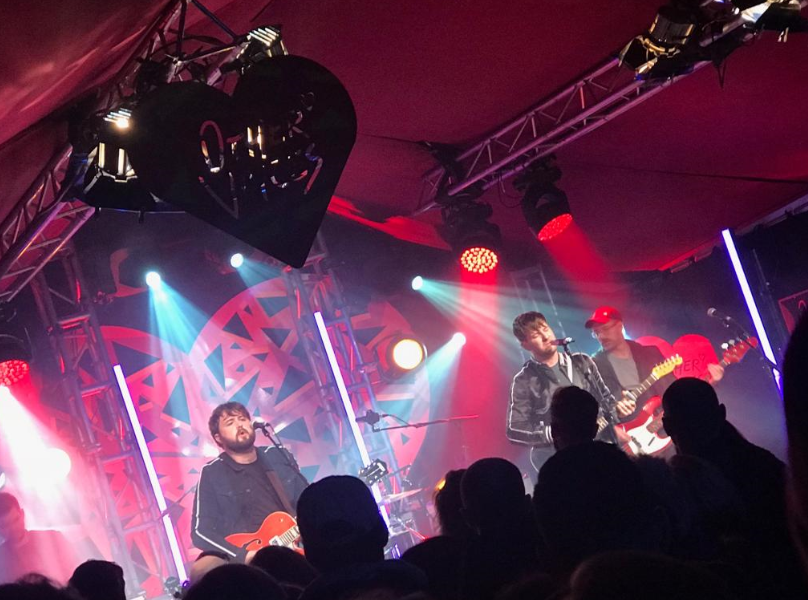 IMRO at Other Voices 2018/Day One